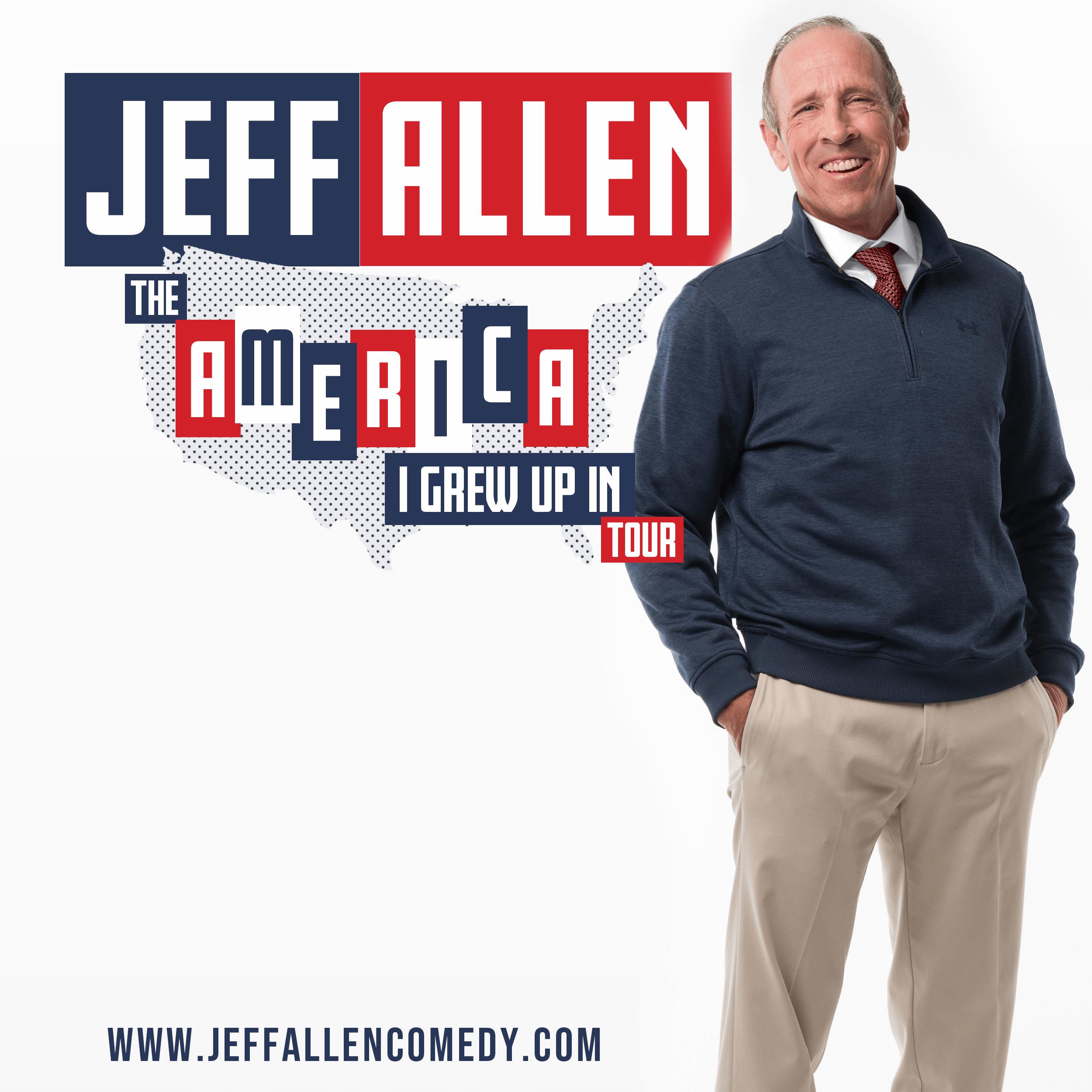 Jeff Allen (Special 14+ Event)