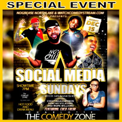 Social Media Sundays (Special Event)