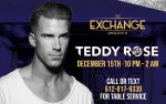 Image for Teddy Rose at The Exchange