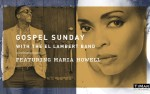 Image for Gospel Sunday with the El Lambert Band Featuring Maria Howell