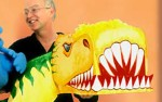 Image for Jim West Puppet Productions: Dinosaurs  3/19