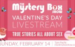 Image for The Mystery Box Show - Valentine's Day Storytelling Show - Live Stream
