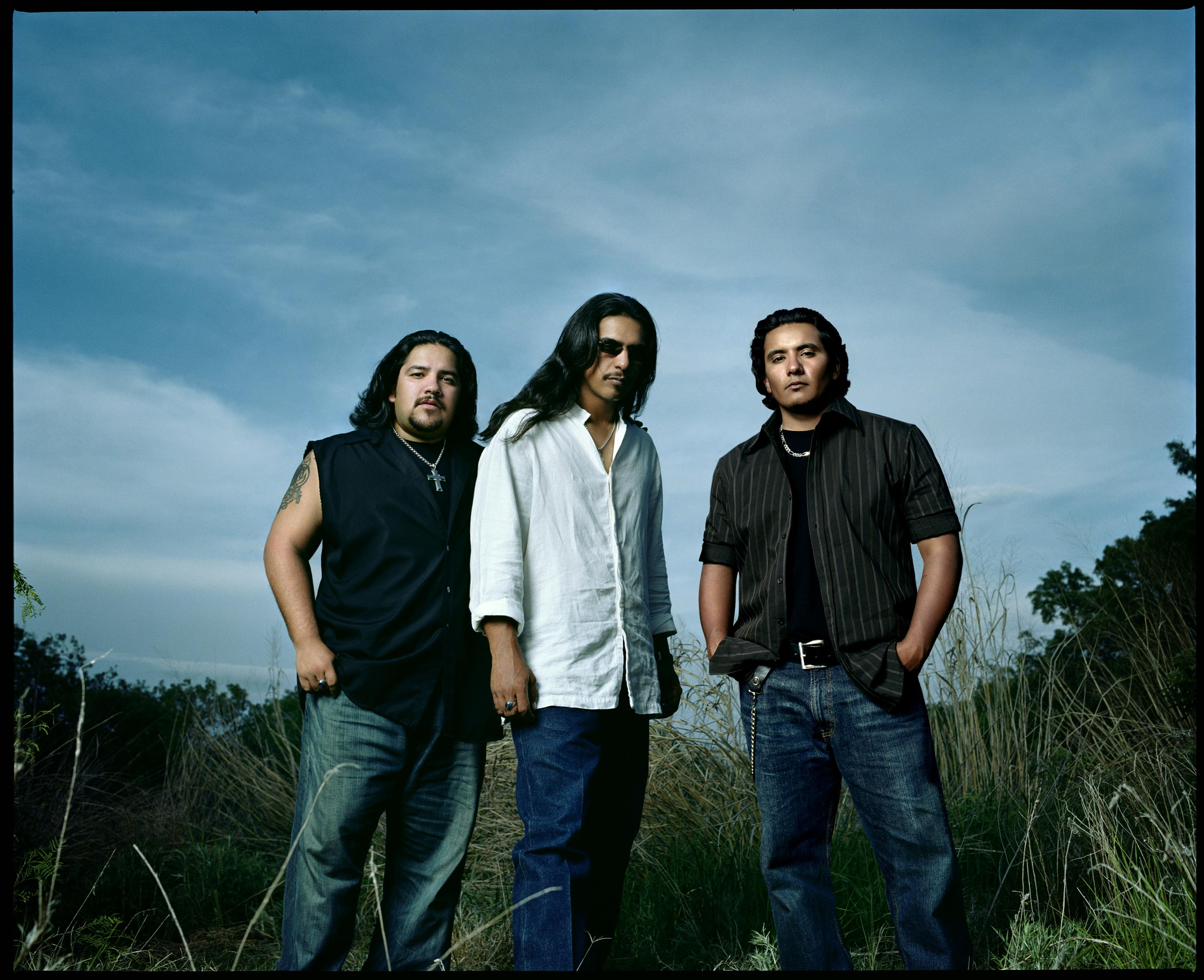 Los lonely boys with mike milligan and steam shovel