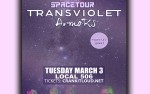 Image for Transviolet + Armors: The Space Tour 2020