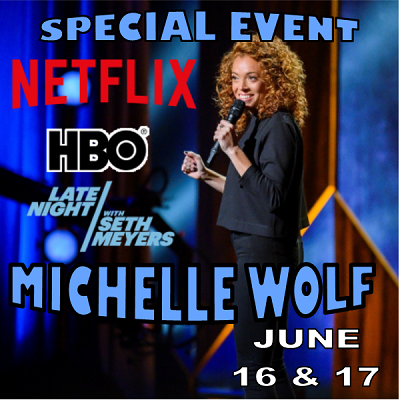 Michelle Wolf (Special Event)