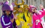 Image for Cancelled PEELANDER-Z, Blurg, and Lipzcum