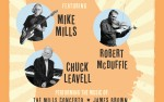 Image for A Night of Georgia Music featuring Mike Mills, Robert McDuffie, and Chuck Leavell