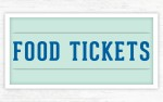 Image for FOOD TICKETS