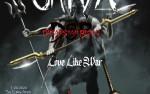 Image for Dreadstar Rising, Love Like War, Shiva