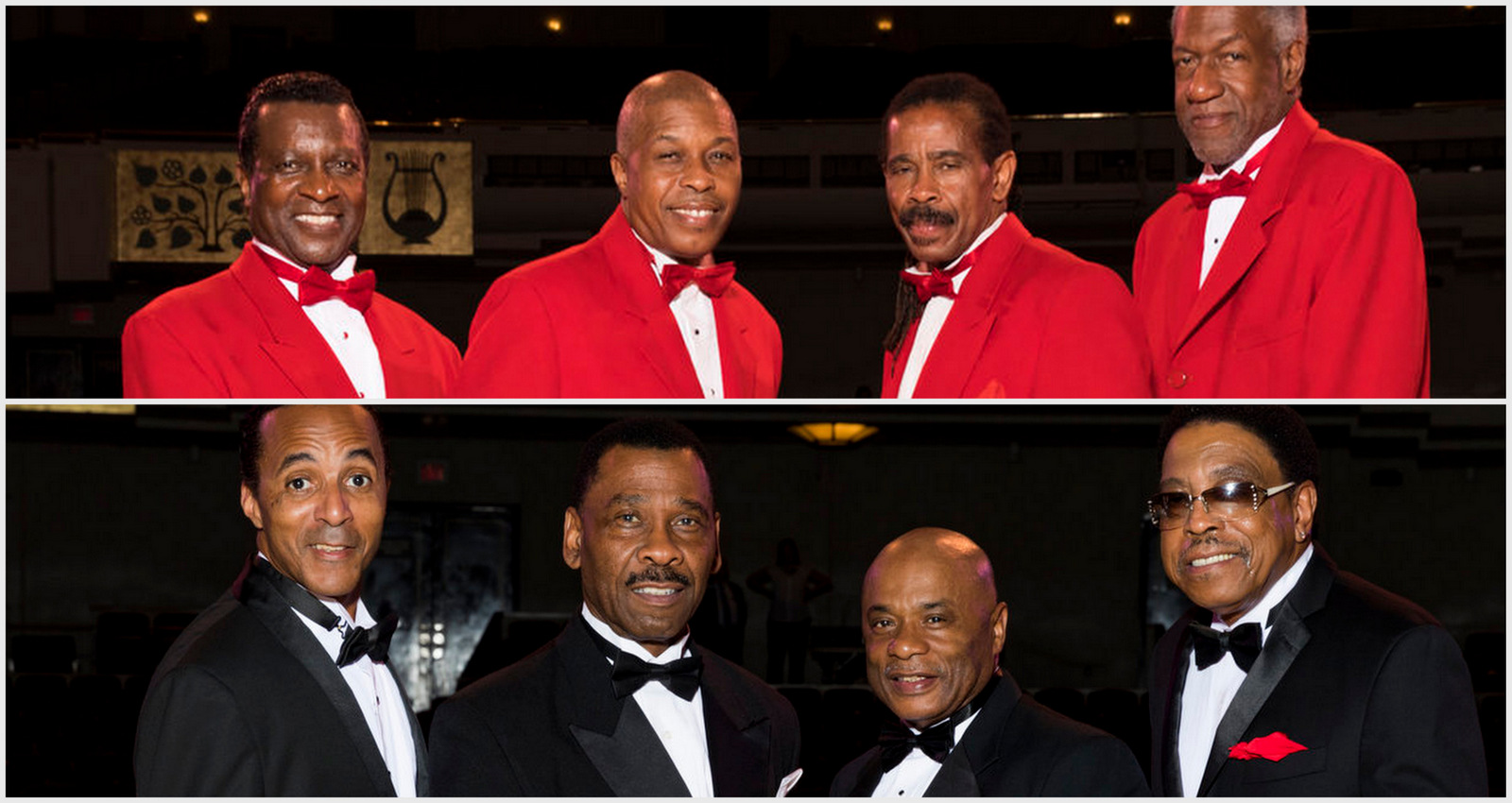 The Drifters & Cornell Gunter's Coasters Holiday Hop