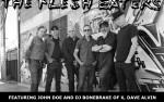 Image for THE FLESH EATERS ft John Doe and DJ Bonebrake, Dave Alvin and Bill Bateman, Steve Berlin, and Chris D, with PORCUPINE