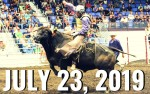 Image for NPRA BULL & RANCH BRONC RIDING-TUESDAY