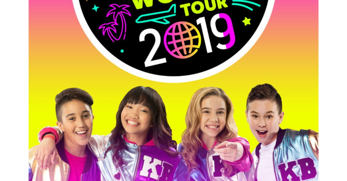 75851696 An Evening with KIDZ BOP World Tour 2019 at CAPE COD MELODY TENT on Jul 18,  2019 6:00 PM