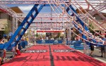 Image for Teton County Fair JH Ninja Warrior Sponsored by: Axis Gymnastics