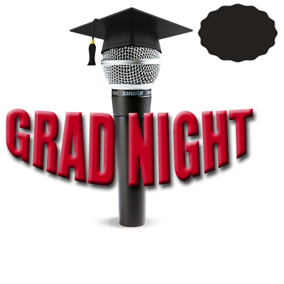 Graduation for Comedy Zone Comedy Class 2019