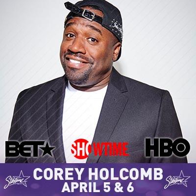 Corey Holcomb - April 5-6