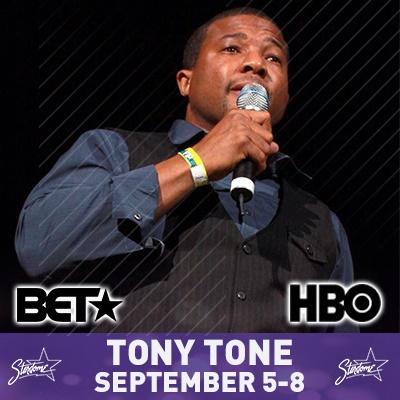 Tony Tone