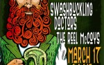Image for St. Paddy's Day Celebration ft Canyon Collected, Swashbuckling Doctors, The Reel McCoys