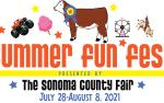Image for Summer Fun Fest presented by the Sonoma County Fair - SATURDAY - 07/31/2021