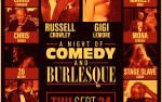 Image for A NIGHT OF COMEDY & BURLESQUE W/ RUSSELL CROWLEY & GIGI LEMORE