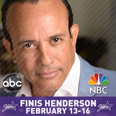 Entertainer Finis Henderson