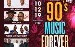 Image for 90's Music Forever Concert Tour featuring Troop, Ruff Endz, Rude Boys, Public Announcement and Men at Large