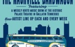 Image for The Nashville Bandwagon featuring Eric & Lindsey Heatherly of The Record Store Troubadours and special guests