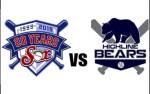 Image for Wenatchee AppleSox vs Highline Bears
