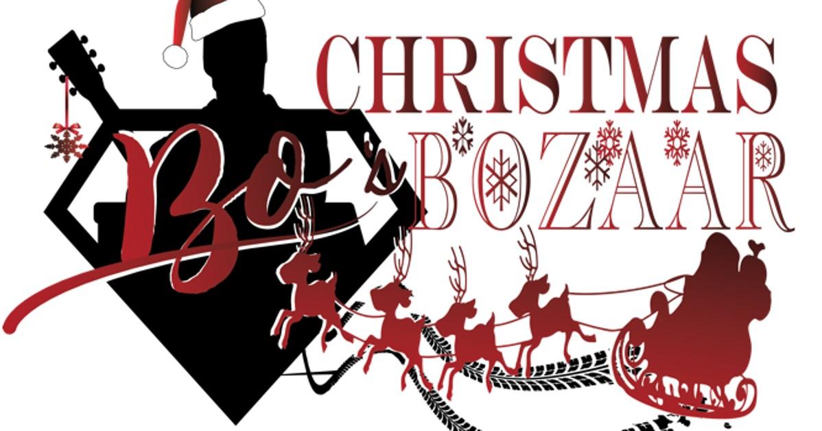 Bo\'s Christmas Bozaar FRIDAY 2018 at John Schneider Studios on Nov ...