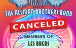 Image for CANCELED Dreams - the Music of the Allman Brothers Band
