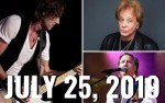 Image for RICK SPRINGFIELD with EDDIE MONEY & GREG KIHN