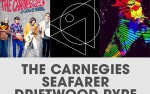 Image for THE CARNEGIES, SEAFARER and DRIFTWOOD PYRE *CANCELED*