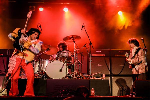 Kiss The Sky...World's Greatest Tribute To Jimi Hendrix