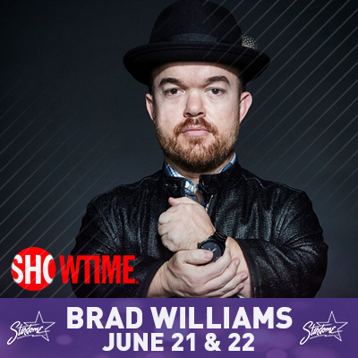 Brad Williams – Jun 21-22