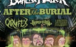 Image for The Black Dahlia Murder: 'Up From The Sewer' Tour