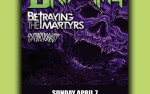 Image for The Browning, with Betraying the Martyrs, Extortionist, Primordial Tides, Seeking Solace
