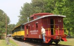 Image for Family Caboose Ride