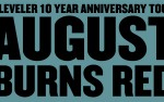 Image for AUGUST BURNS RED Presents LEVELER 10 YEAR ANNIVERSARY TOUR