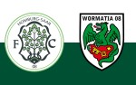 Image for FC 08 Homburg - VfR Wormatia Worms