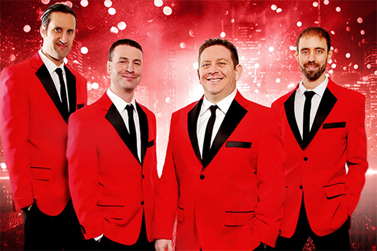 Lights Out - America's #1 Tribute To Frankie Valli & The Four Seasons (3 PM)