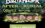 Image for The Black Dahlia Murder: Up From The Sewer Tour