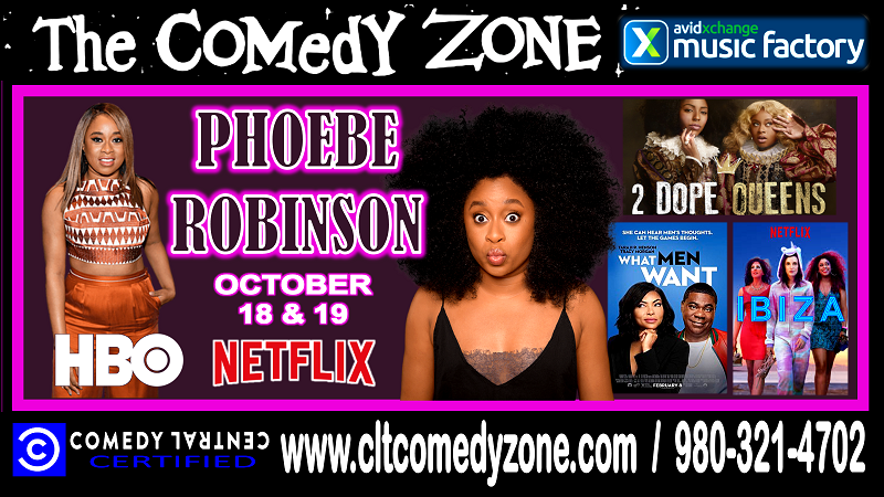 Phoebe Robinson (Celebrity Show) 2019