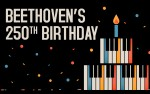 Image for BEETHOVEN 'S 250TH BIRTHDAY