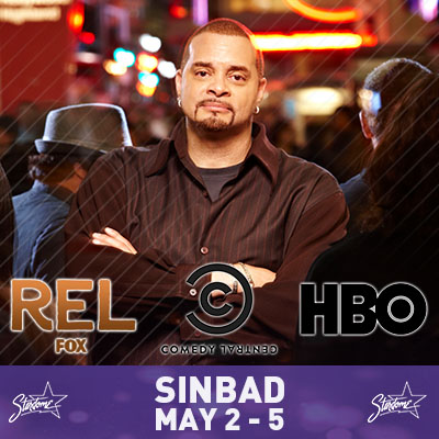 Sinbad - May 2-5