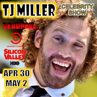 T.J. Miller (Celebrity Show)