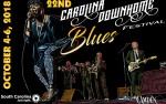 Image for Carolina Downhome Blues--Weekend Pass