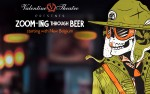 Image for Zooming Through Beer: Beer Tasting Event
