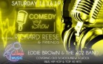Image for Set It Off Saturdays: Eddie Brown & The 402 Band, Richard Reese & Friends, DJ KB, & Mary Ellen's Soul Foud