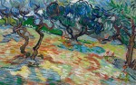 Image for Van Gogh and the Olive Groves -  10/28