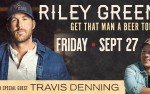Image for Riley Green : Get That Man a Beer Tour with Travis Denning